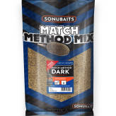 Zanęta Sonubaits Match Method Mix Dark 2kg