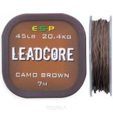 Leadcore ESP 7m - Camo Brown