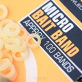 Gumki lateksowe Guru Micro Bait Bands - 4mm