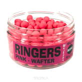 Dumbells Ringers 4,5mm Mini Wafters Pink - Chocolate