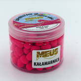 Dumbells Meus Pop Up Method Feeder Fluo 8mm - Kałamarnica