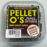 Pellet Sonubaits O 8mm - Cheesy Garlic