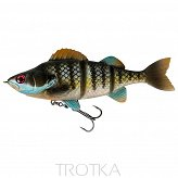 Guma D.A.M Effzett Natural Perch 14cm 35g -  Bluegill