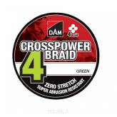 Plecionka D.A.M Crosspower 4Braid 110m/0,17mm