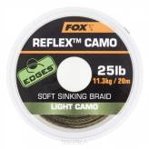 Plecionka FOX Reflex Camo Soft Sinking Braid 20m/11,3kg - Light Camo