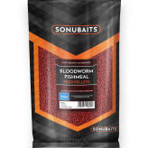 Feed Pellet Sonubaits 2mm 900g - Bloodworm