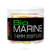 Washed Out Pop Ups Munch Baits - Bio Marine - 14mm