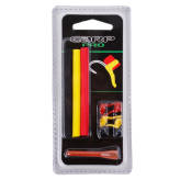 Zestaw Carp Pro - Zig Rig KIT - black, red, yellow
