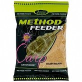 Zanęta Lorpio Method Feeder - Golden Salmon 700g