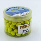 Dumbells Meus Wafters Method Feeder Fluo 8mm - Słodka Kukurydz