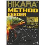 Haczyki Hikara Method Feeder 001 - 10#