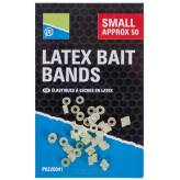 Gumki lateksowe Preston Latex Bait Bands - S