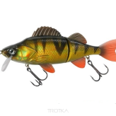 Wobler D.A.M Effzett Perch 14cm, 40g - Holo Perch