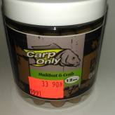 Kulki Carp Only Pop-Up 12mm - Halibut & Crab