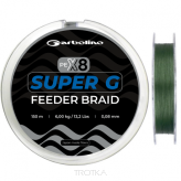 Plecionka Garbolino Super G Feeder braid 150m/0,08mm
