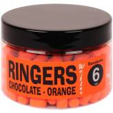 Dumbells Ringers Wafter Bandems 6mm - Chocolate&Orange